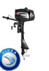Hidea. 3,50л.с., 2-тактный, бензиновый, нога S (381 мм), 2017 год год