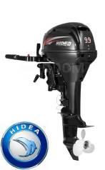 Hidea. 15,00л.с., 2-тактный, бензиновый, нога S (381 мм), 2016 год год