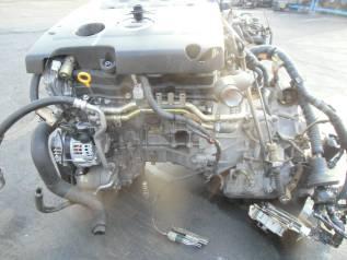 Двигатель в сборе. Nissan Teana Двигатель VQ23DE