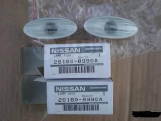 Поворотник. Nissan: X-Trail, NV200, NP300, Kicks, Almera, Sunny, Cube, Micra, Tiida Latio, Qashqai, e-NV200, March, AD, Note, Livina, Qashqai+2, Wingr...