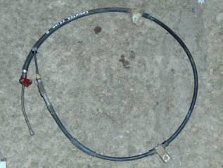 Тросик ручного тормоза. Toyota Sprinter, CE100 Двигатели: 2C, 2CIII