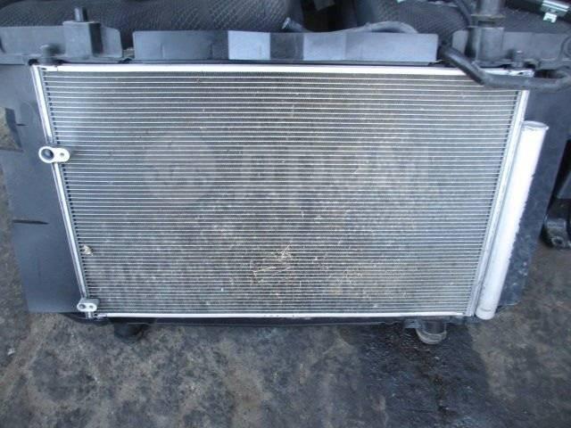 Радиатор охлаждения двигателя. Mercedes-Benz: GLK-Class, S-Class, CLA-Class, GL-Class, G-Class, M-Class, B-Class, R-Class, CL-Class, GLS-Class, E-Clas...