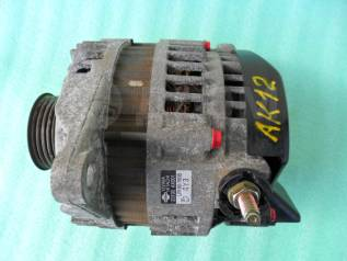 Генератор. Nissan Cube, BZ11, BNZ11 Nissan March, AK12, BK12, BNK12, K12 Nissan Cube Cubic, BGZ11 Двигатели: CR14DE, CR10DE, CR12DE