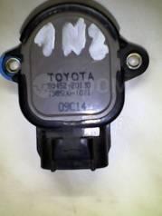 Датчик положения дроссельной заслонки. Toyota: Yaris Verso, Echo Verso, Corolla Axio, Camry, Corolla Spacio, Soluna Vios, Corona Exiv, Corolla Fielder...