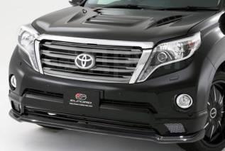 Капот. Toyota Land Cruiser Prado, GDJ150L, GDJ150W, GDJ151W, GRJ150L, GRJ150W, GRJ151W, KDJ150L, TRJ150W