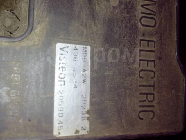 Блок управления abs. Mazda Atenza, GGES Двигатель LFDE