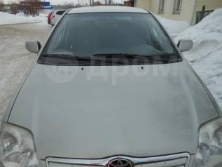 Капот. Toyota Corolla