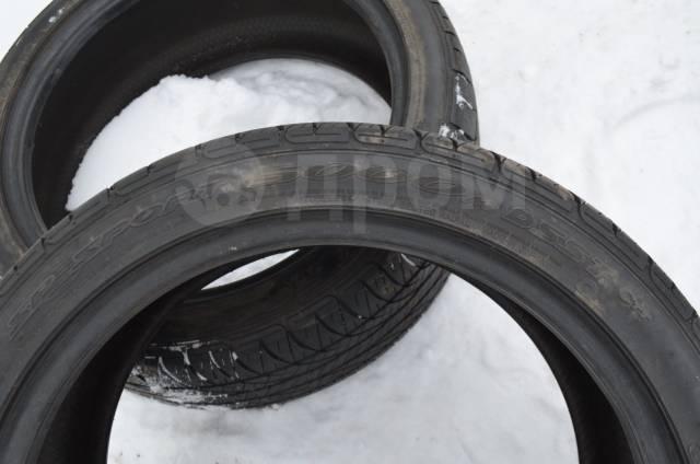 Dunlop SP Sport 5000M. Летние, 2011 год, 5%, 2 шт