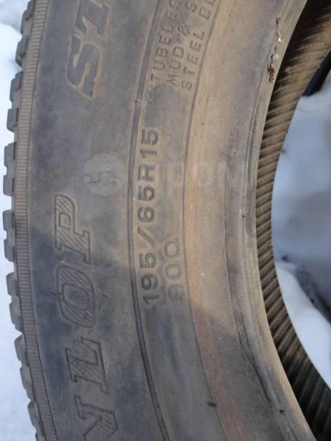 Dunlop SP 65. Зимние, без шипов, 20%, 1 шт