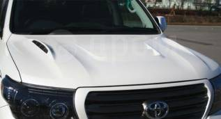 Капот. Toyota Land Cruiser, J200, URJ202, URJ202W, UZJ200, UZJ200W, VDJ200