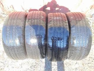 Bridgestone Dueler H/T 684II. Летние, 2012 год, 50%, 2 шт