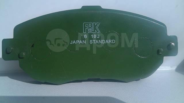 Колодка тормозная. Toyota Mark II, GX90, JZX100, JZX101, JZX105 Toyota Cresta, GX90, JZX100, JZX101, JZX105 Toyota Chaser, GX90, JZX100, JZX101, JZX10...