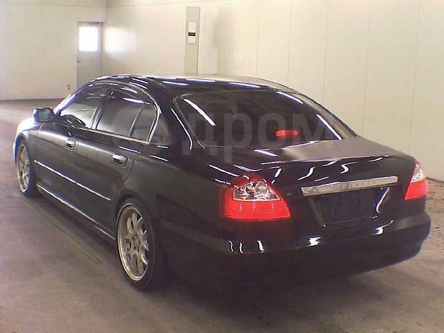 Обвес кузова аэродинамический. Nissan Cima, GF50, GNF50 Двигатели: VK45DD, VK45DE