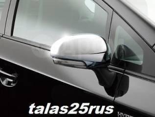 Накладка на зеркало. Toyota Prius, ZVW30, ZVW30L, ZVW35