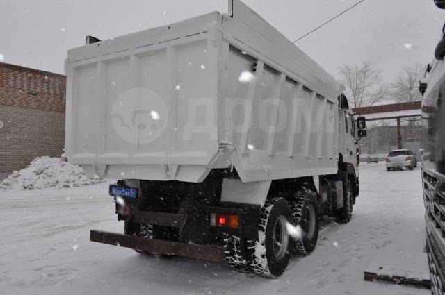 Hyundai HD270. Hyundai NEW Power Truck HD270 2012 г. в. 6х4, 12 920куб. см., 20 000кг.