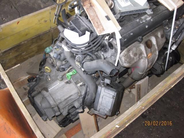 Двигатель в сборе. Honda Stepwgn