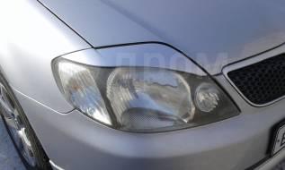 Накладка на фару. Toyota Corolla Fielder, CE121, NZE120, NZE121, NZE124, ZZE122, ZZE124