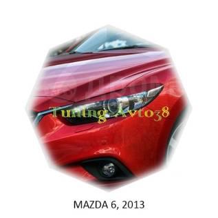 Накладка на фару. Mazda Mazda6, GJ Двигатели: PEVPS, PYVPS, SHVPTS, SHY1