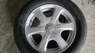 """Колеса R14 с Toyota Caldina Premio Will VS Celica OPA Bridgestone во В. 6.0x14"""" 5x100.00 ET8 ЦО 70,0мм."""