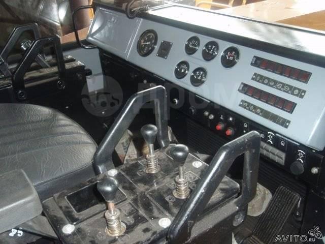 ЧТЗ Т-330. Бульдозер Четра (промтрактор) Т-330, 2 500куб. см., 48 000,00кг.