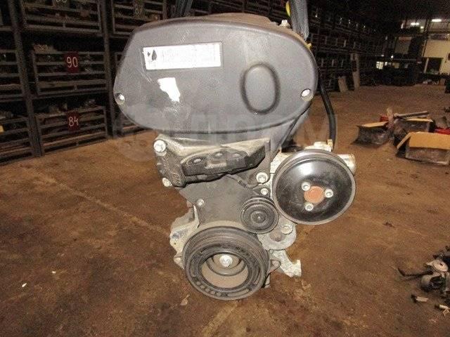 Двигатель в сборе. Opel Astra Family, A04 Opel Astra Двигатель Z16XER