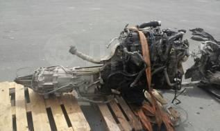 Двигатель в сборе. Nissan Navara Двигатель YD25DDTI