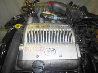 Двигатель в сборе. Toyota: Camry Prominent, Vista, Windom, ToyoAce, Mega Cruiser, Camry, Corolla, Dyna Двигатели: 4VZFE, 15BFT