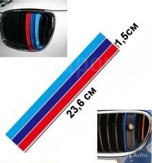 Наклейка. BMW M3, E36, E46, E90, E92 BMW M5, E60