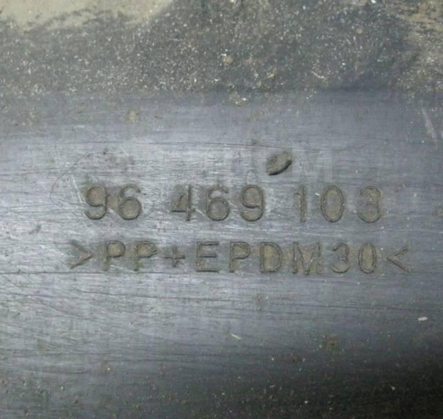 Фильтр паров топлива. Chevrolet Lanos Двигатели: L13, L43, L44, LV8, LX6