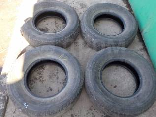 Bridgestone Dueler H/T. Летние, 2012 год, 40%, 4 шт