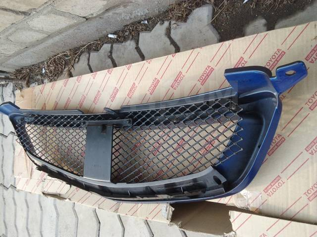 Решетка радиатора. Toyota Caldina, AZT241, AZT241W, ZZT241, ZZT241W