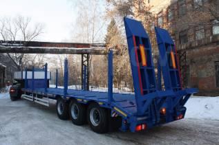 Texoms. Высокорамный 40 тонн с кониками 3 оси от завода, 40 000кг.