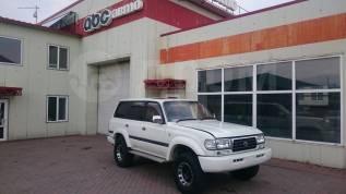 Toyota Land Cruiser. FZJ80, 1FZ