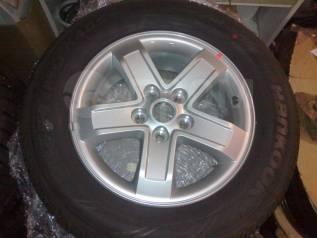 "Комплект колес 235/60/R16. 6.5x16"" 5x114.30 ET41"