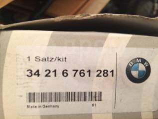 Колодка тормозная. BMW 5-Series, E39 Двигатели: M47D20, M51D25, M51D25TU, M52B20, M52B25, M52B28, M54B22, M54B25, M54B30, M57D25, M57D30, M62B35, M62B...