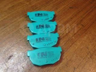 Колодки тормозные. Nissan Silvia, S15 Nissan 180SX, KRPS13, KRS13, PRS13, RPS13, RS13