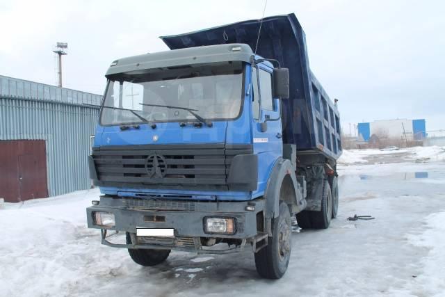 North Benz. Продаётся грузовик , 9 839куб. см., 25 000кг., 6x6
