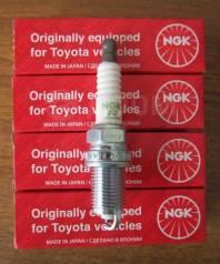 Свеча. Toyota Corolla, CDE120, CE121, NDE120, NZE120, NZE121, NZE124, ZZE120, ZZE120L, ZZE121, ZZE121L, ZZE122, ZZE123L, ZZE124 Двигатели: 1CDFTV, 1ND...