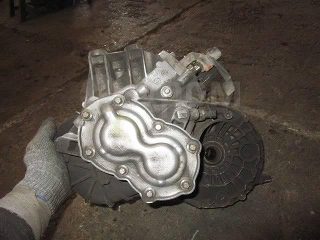 МКПП. Opel Astra Двигатель Z17DTH