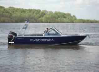 Rusboat. 2017 год год, длина 6,50м., двигатель подвесной, 250,00л.с., бензин. Под заказ