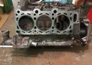 Блок цилиндров. Toyota: Harrier, Highlander, Kluger V, Alphard, Estima Двигатель 1MZFE