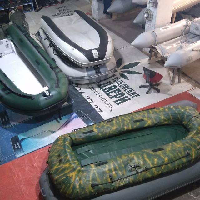Профессиональный ремонт надувных лодок, изготовление лодок РИБ,