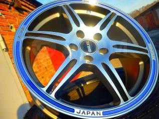 """Новые! Модные диски Racing ! (из Японии)!. 7.0x16"""", 5x114.30, ET35"""