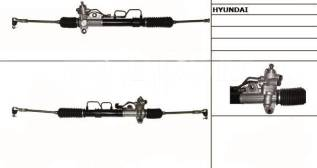 Рулевая рейка. Hyundai Lantra Hyundai Elantra
