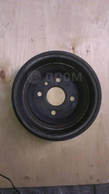 Барабан тормозной. Chevrolet Lanos Chevrolet Nubira Daewoo Nexia Двигатели: L13, L43, L44, LV8, LX6, L76, L84, L88