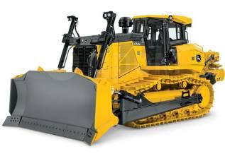 John Deere. Бульдозер JOHN Deere 1050K - 43 тонны, 13 500куб. см., 42 800,00кг.