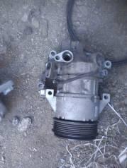 Компрессор кондиционера. Toyota Vitz, KSP90