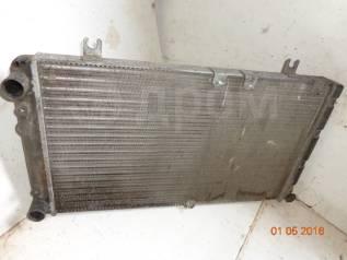 Радиатор охлаждения двигателя. Лада 2108, 2108 Лада Калина