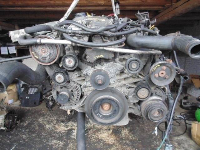 Двигатель в сборе. Jeep Grand Cherokee, WJ Двигатели: ENF, ERH, EVA, EVE, EVC