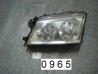 Фара. Nissan Presage, U30